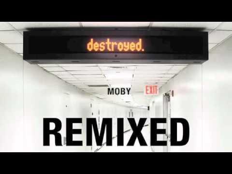 Moby' 'Destroyed Remixed' inkl. 30 minütigen Ambient Track