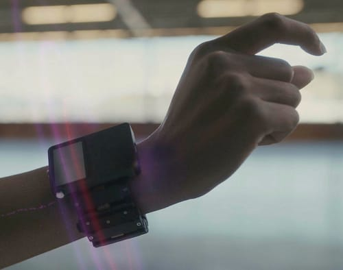 Facebook is developing a bracelet that uses the nervous system