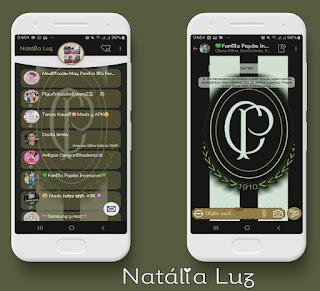 P Theme For YOWhatsApp & Fouad WhatsApp By Natalia Luz