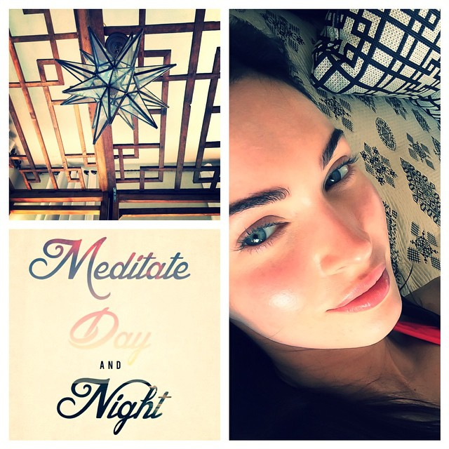 Megan-Fox-after-meditation-picture-on-Instagram