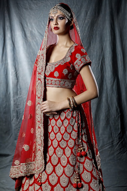 Bridal Collection by Ghungat by Shaveta & Anuj
