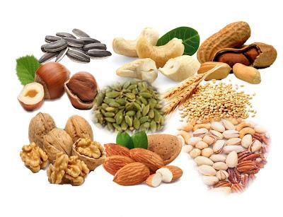 nuts omega 3
