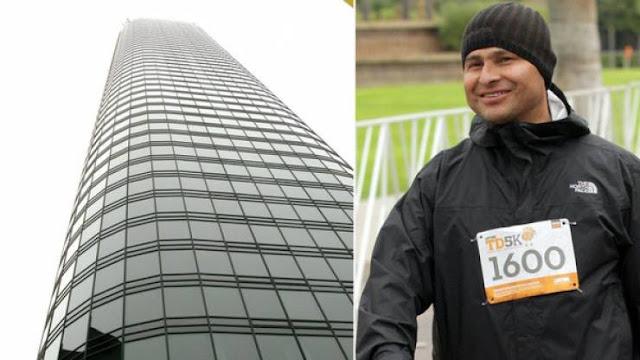 هل تصدق أن هذا الرجل سَقط من الطابق الـ47 وبقي حيا لن تصدق كيف نجا من الموت المحقق