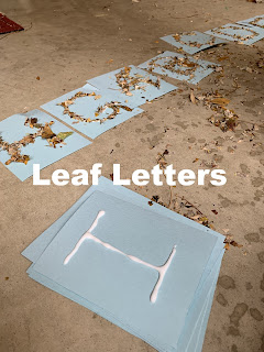 Leaf Letters