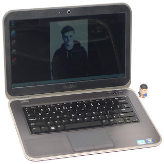Laptop DELL Inspiron 14z-5423 Core i5 Second