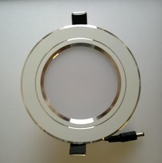 Sử dụng đèn led âm trần trong chiếu sáng văn phòng