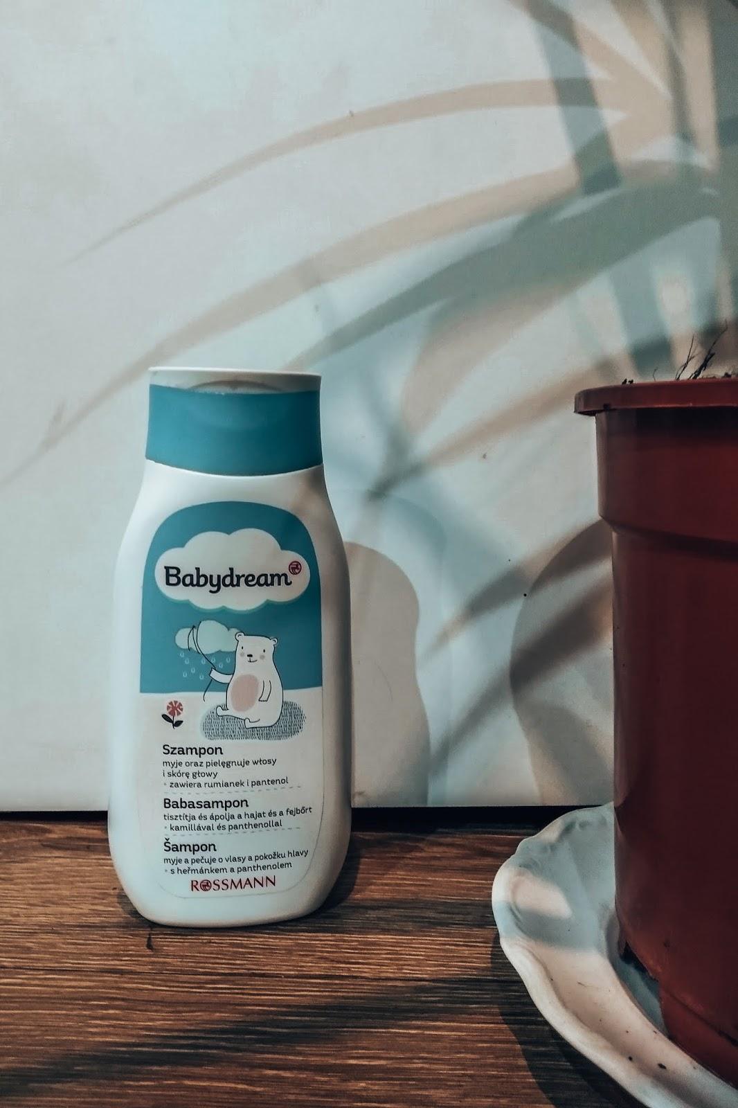 Babydream - łagodny szampon za grosze