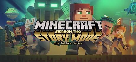 Minecraft Story Mode Season Two-GOG
