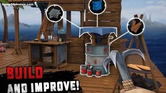 Survival on Raft Ocean Nomad Mod APK