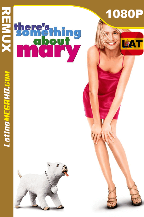 Loco por Mary (1998) Extended Cut Latino HD BDREMUX 1080P ()