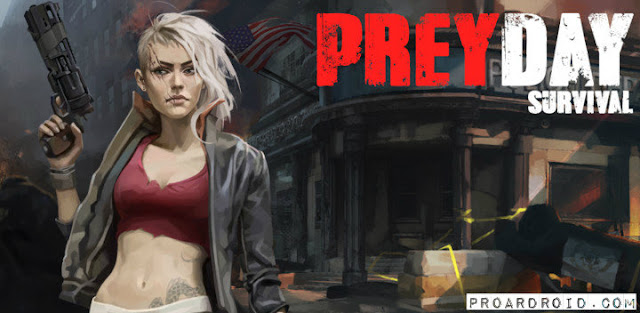 Prey Day: Survival - Craft & Zombie‏ النسخة المهكرة