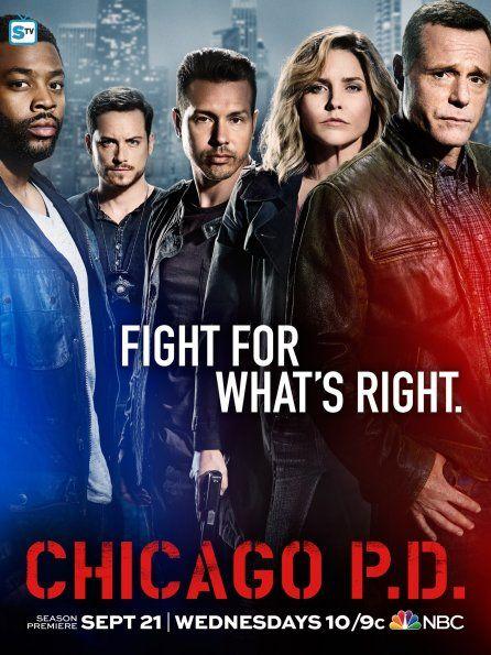 Chicago PD Temporada 3 4 y 5 Latino 720p