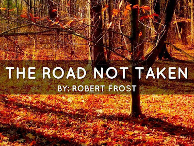 Summary Of The Road not Taken by Robert Frost