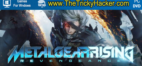Metal Gear Solid Rising Free Download Full Version Game PC