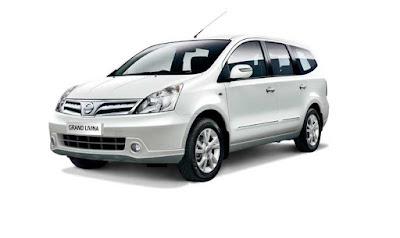 Nissan Grand Livina Mobil Terbaik Cocok Untuk Keluarga