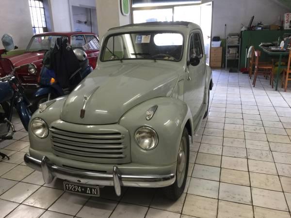 1954 Fiat Topolino