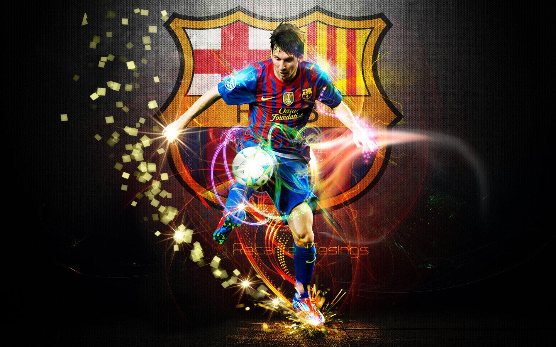 3d Wallpapers Messi Imagenes De Lionel Messi Para Descargar Fondos De Pantalla