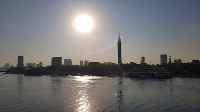 La torre del Cairo