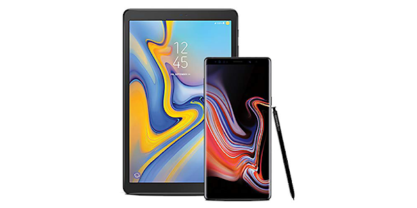 Get a free Galaxy Tab A 10.5 when you purchase a Galaxy Note 9 on Amazon