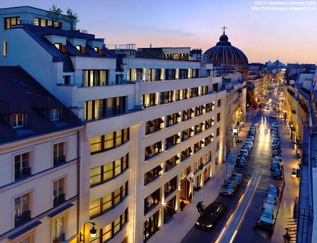 les plus beaux hotels design du monde h tel mandarin oriental paris by wilmotte associ s sm. Black Bedroom Furniture Sets. Home Design Ideas