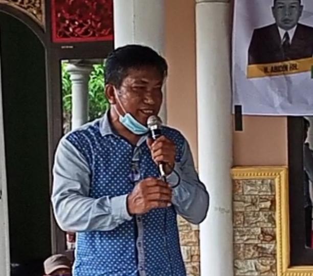 Tokoh Politik Senior,  Hanya Dukung Pelayan Masyarakat Yang Muda