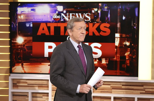 ABC News suspends Brian Ross