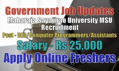MSU Recruitment 2020