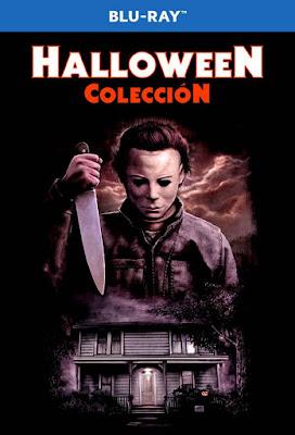 Halloween SAGA BDRip HD 1080p Dual Latino