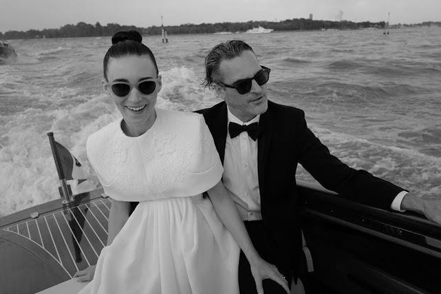 Rooney Mara y Joaquín Phoenix