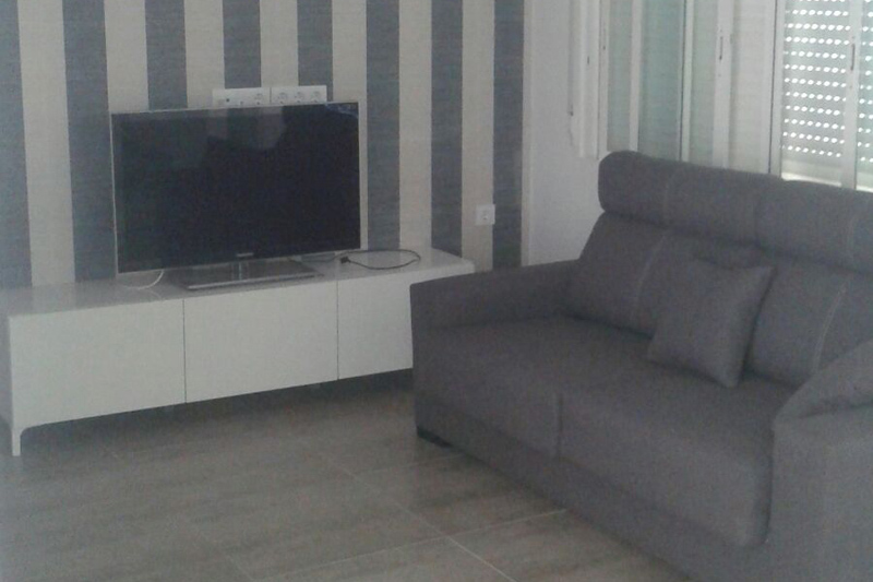 Reforma de salón en Córdoba