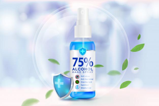 Apakah Alkohol Dalam Hand Sanitizer Najis?