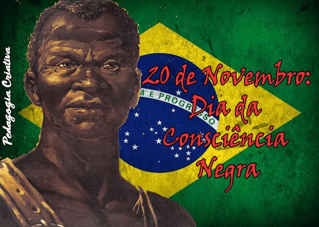 dia da consciência negra 20 de novembro