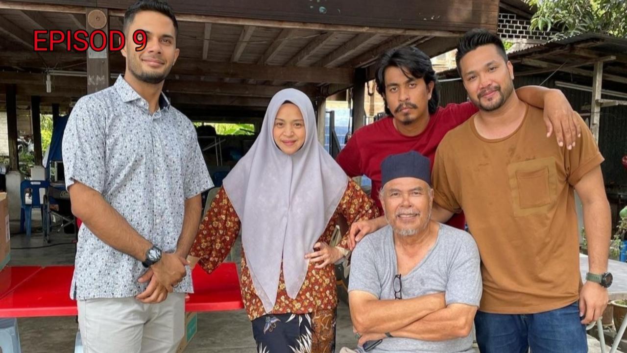 Tonton Drama Ayahanda Episod 9 (Lestary TV3)