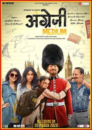 Download movie Angrezi Medium 480p