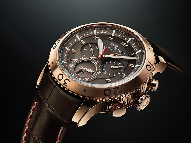 Breguet Type XXII 3880 10 Hz Or Rose Chronograph