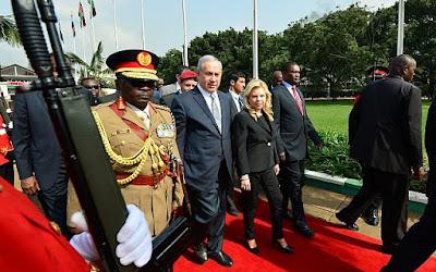 Netanyahu vai ao Quênia participar de encontro com 11 líderes africanos