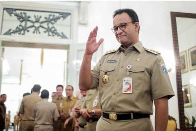 PSBB DKI  Jakarta mulai di berlakukan