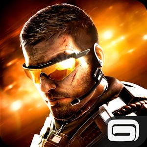 Modern Combat 5 Eclipse APk Mod v1.7.0I (God Mode)