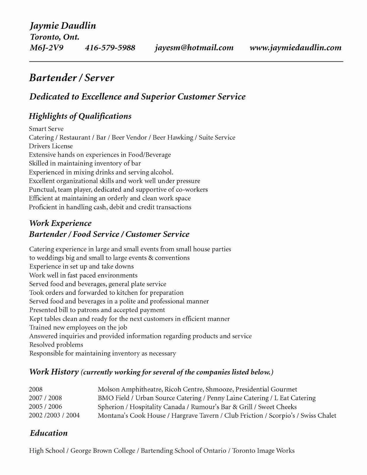 Bartending Resume Skills 2019 Sample Bartender Resume Examples 2020 bartender resume skills sample bartender resume skills bartender/server resume skills bartender resume skills examples head bartender resume skills bartender manager resume skills experienced bartender resume skills bartender resume skills and qualifications bartender resume example skills bartending skills for resume