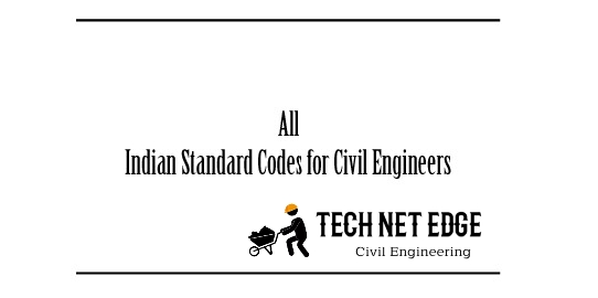 Indian Standard Codes for Building Material and Construction | IS Codes for Building Design