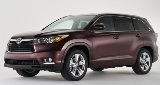 2020 Toyota Highlander - New SE model highlight Highlander changes