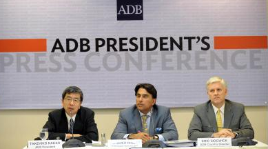 ADB assures $2.2 billion support package to India for battling COVID-19