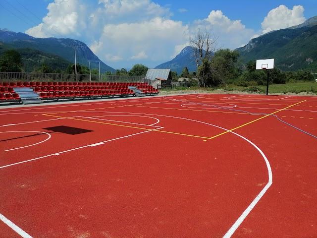 Sportski tereni u Gusinju-galerija