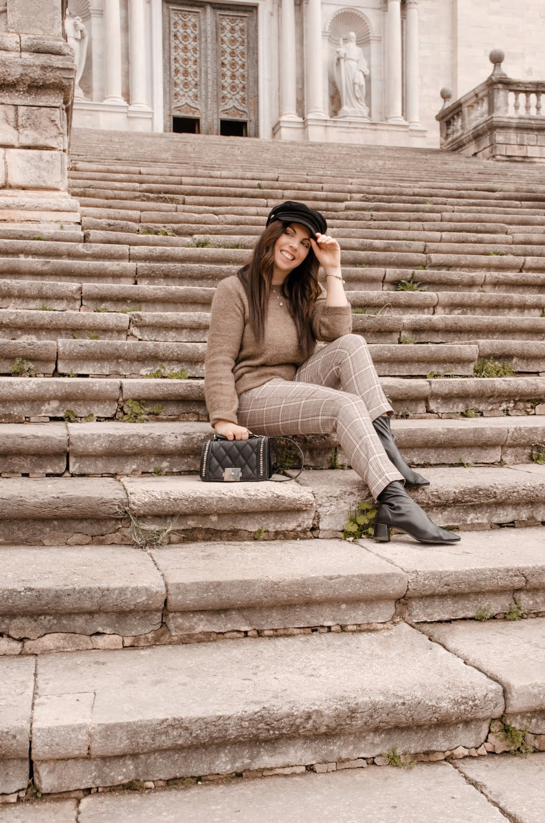 look con tendencias de otoño