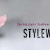 Spring Party Fashion with StyleWe