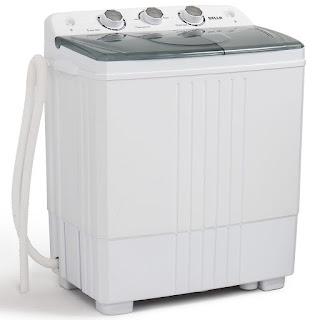 Mengatasi Pembuangan Air Yang Tidak keluar Pada Mesin Cuci 2 Tabung