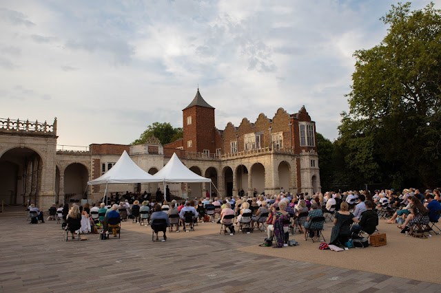 Opera Holland Park - the final concert in the 2020 season (Photo Ali Wright)
