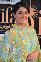 Isha Talwar in Transparent Cute Small mni dress at IIFA Utsavam Awards 2017  Day 2    HD Exclusive Pics 01.JPG