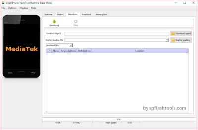 شرح طريقة استخدام برنامج SP Flash Tool