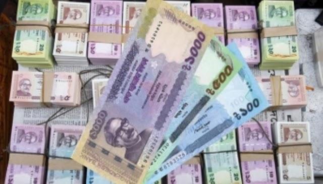বিদেশিরা পাচার করছেন ২৬৪০০ কোটি টাকা